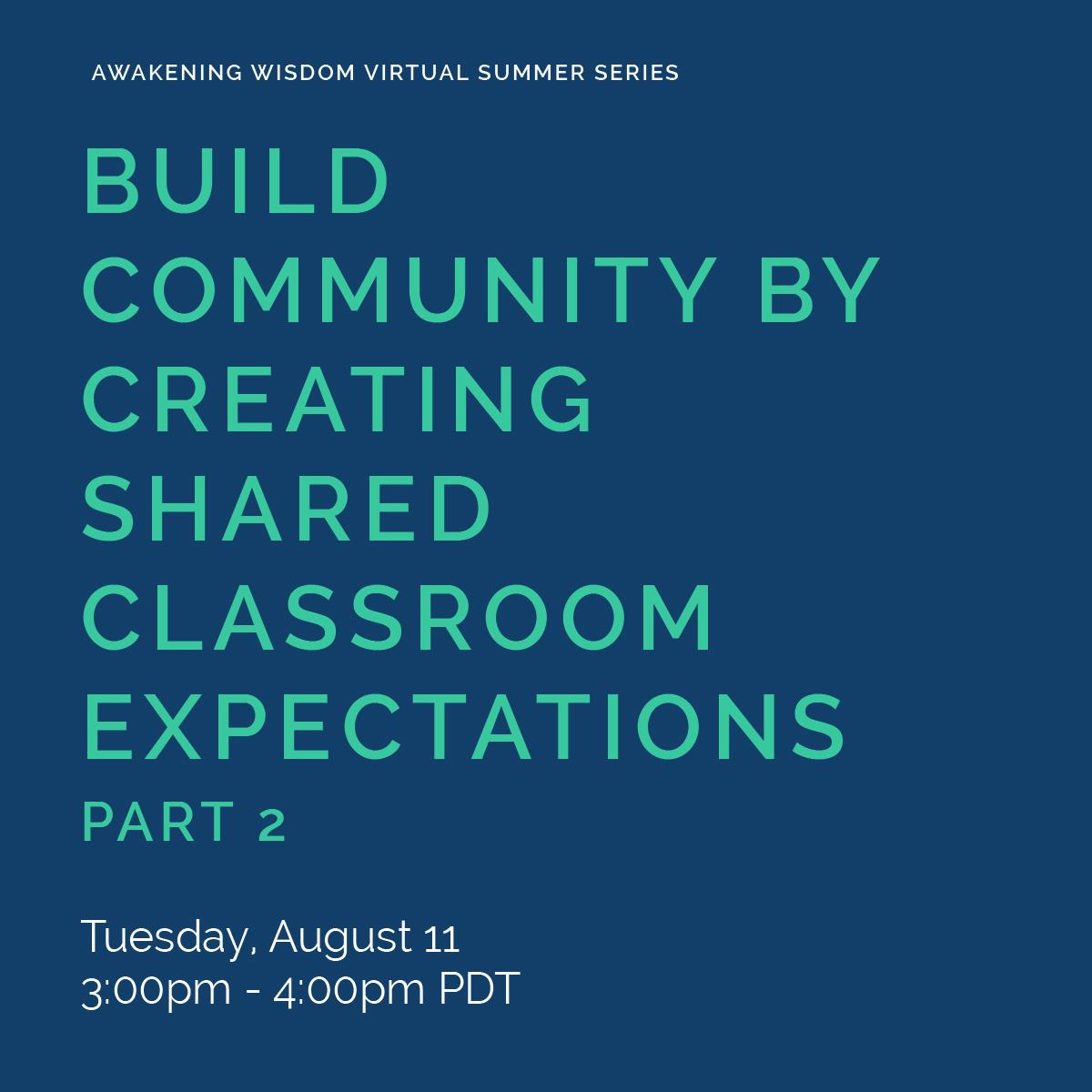 Build Community